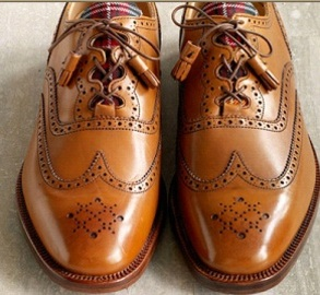 About Brooks Brothers Shoes