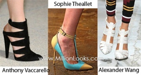Trends in Ankle Boots And Shoes