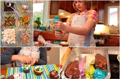 Good Places To Have Cooking Birthday Parties