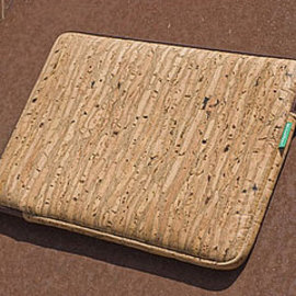 Laptop Cases Made From Natural Materials