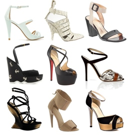 Popular Styles Of Shoes With a Strap