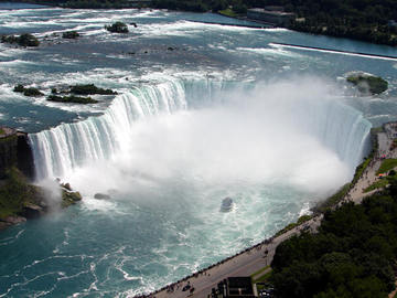 A Walk Through Gorgeous Niagara Falls In Canada Vacations