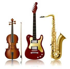 All About Musical Instruments Guitars