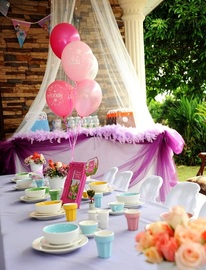 Tips To Plan Tea Birthday Parties