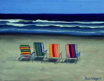 What Chairs Beach Are the Most Comfortable