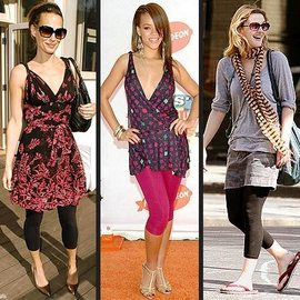 The Best Clothing To Wear With Leggings