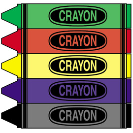 A Brief History Of Crayon Advertising