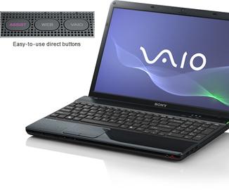 Aboiut the Sony Vaio E Series Laptop