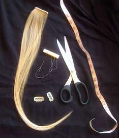 How To Make Fake Hair