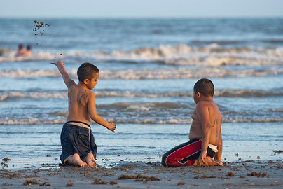 Beach Vacations In Texas