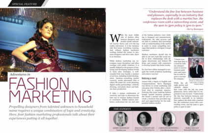5 Things You Must Know About Fashion Marketing