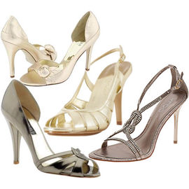 About Choosing Shoes For Bridesmaids