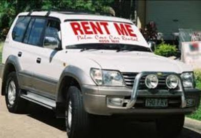 Rentals Car -The Best Offers