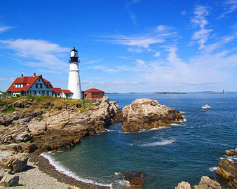 Romantic Maine Vacations