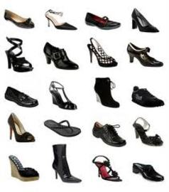 How To Find Women's Black Shoes Online