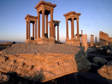 Syria Vacations - The All Year Round Island