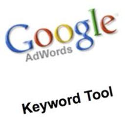 About Google Keyword Tool