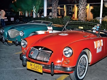 About Vintage Car Styles