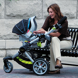 The Safety Of Strollers And Car Seats