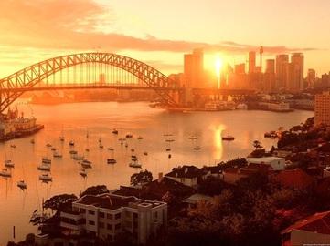 Australia Honeymoon Vacations - Treasure Down Under!