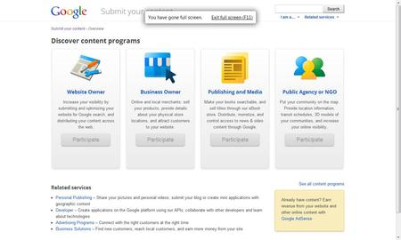 How To Submit Content To Google