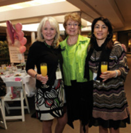 About Women Who Raise Funds For Cancer