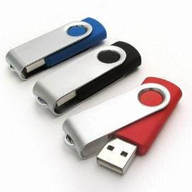 Capacity Of a 4 Gb Flash Memory Drive