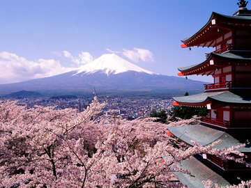 Great Spots For Vacations In Japan
