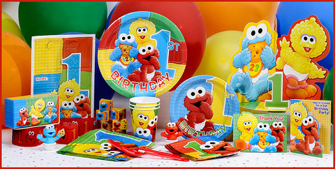 Unique Themes For  1st Birthday Parties