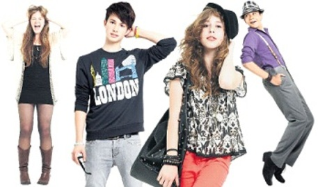 Top 3 Clothing Brands For Teens