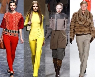 About Clothing Trends For Trousers